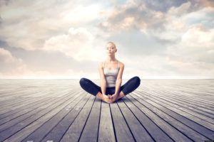 mindfulness, meditazione, yoga,
