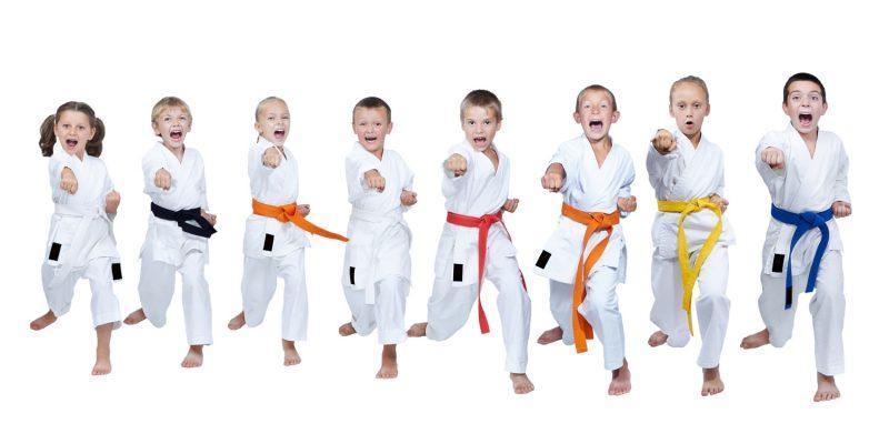 adhd e arti marziali bambini bari