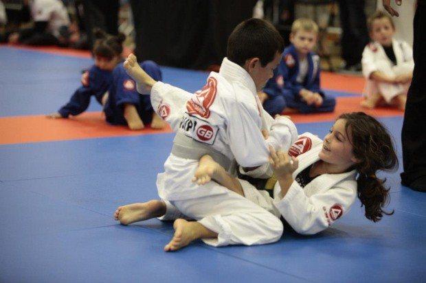 arti marziali per bambini bari