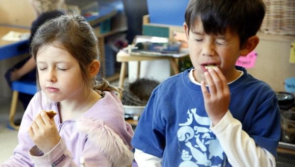 mindfulness bambini bari